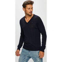 G-Star Raw - Sweter. Czarne swetry przez głowę męskie G-Star Raw, z dzianiny. Za 399.90 zł.