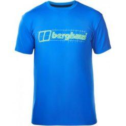 Berghaus Koszulka Voyager Sketch T Shirt Am Blue L. Niebieskie t-shirty i topy dla dziewczynek Berghaus. W wyprzedaży za 149.00 zł.
