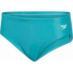 Speedo Kąpielówki Essential Logo 6.5cm Brief Junior Jade/Lemon Sorbet 24. Zielone kąpielówki dla chłopców Speedo. W wyprzedaży za 49.00 zł.