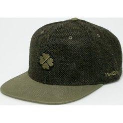 True Spin - Czapka Shamy. Szare czapki i kapelusze męskie True Spin. W wyprzedaży za 49.90 zł.