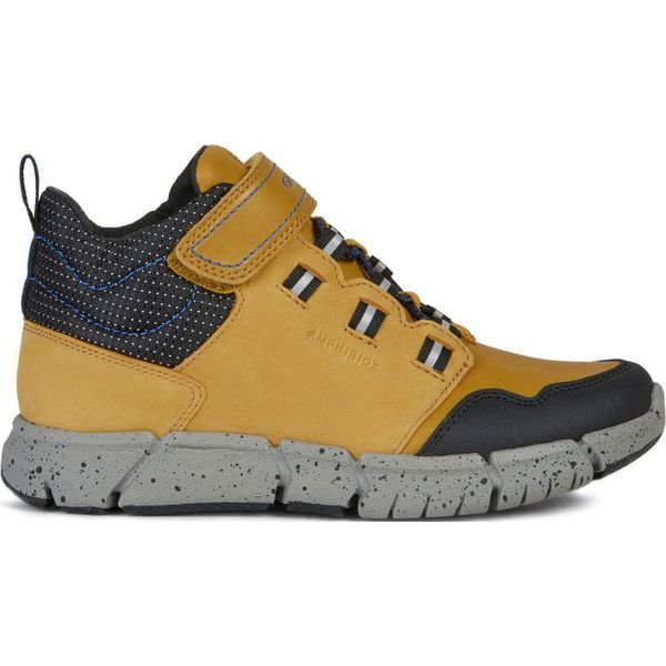 Geox buty zimowe chłopięce Flexyper 33 żółte