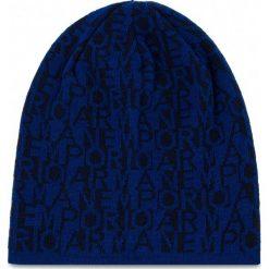 Czapka EMPORIO ARMANI - 404577 8A528 12533 Royal Blue/Dark Blu. Niebieskie czapki i kapelusze męskie Emporio Armani. Za 229.00 zł.