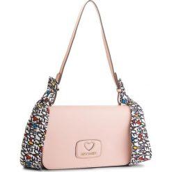Torebka LOVE MOSCHINO - JC4253PP05KF0600 Rosa. Czerwone torebki do ręki damskie Love Moschino, ze skóry ekologicznej. W wyprzedaży za 469.00 zł.
