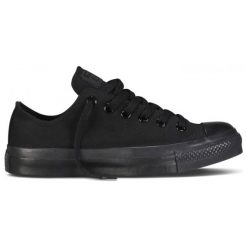 Converse Trampki Chuck Taylor All Star Core Ox Black 6,5 (39,5). Czarne trampki i tenisówki damskie Converse, z materiału. Za 285.00 zł.