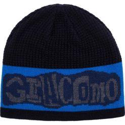 Czapka CZW0000009. Brązowe czapki i kapelusze męskie Giacomo Conti. Za 109.00 zł.