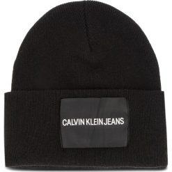 Czapka CALVIN KLEIN JEANS - J Calvin Klein Jeans K40K400759 001. Czarne czapki i kapelusze męskie Calvin Klein Jeans. Za 179.00 zł.