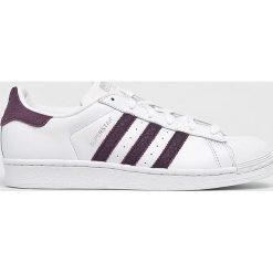 Adidas Originals - Buty Superstar W. Szare obuwie sportowe damskie adidas Originals, z materiału. Za 399.90 zł.