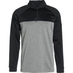 Nike Performance CORE Bluza black/black/heather white. Bluzy sportowe męskie Nike Performance, z materiału. Za 349.00 zł.