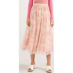 Spódnica midi Spódnice damskie Kolekcja lato 2020