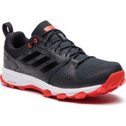 Buty adidas - Galaxy Trail B44671 Cblack/Cblack/Carbom. Czarne buty sportowe męskie Adidas, z materiału. Za 249.00 zł.