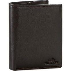 Duży Portfel Męski WITTCHEN - 02-1-139-4 Brązowy. Brązowe portfele męskie Wittchen, ze skóry. W wyprzedaży za 279.00 zł.