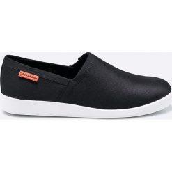 Calvin Klein Jeans - Tenisówki. Czarne trampki męskie Calvin Klein Jeans, z gumy. W wyprzedaży za 249.90 zł.
