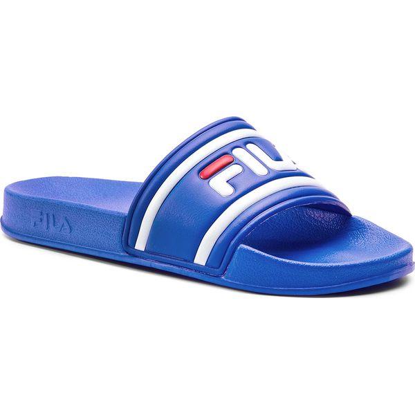 Fila MORRO BAY Sandały kąpielowe navy blue
