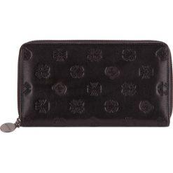 Portfel 33-1-400-1L. Czarne portfele damskie Wittchen. Za 479.00 zł.