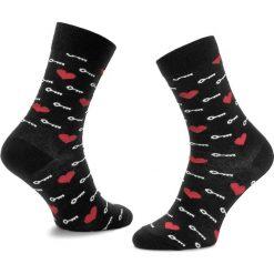 Skarpety Wysokie Unisex HAPPY SOCKS - KTM01-9000 Czarny Kolorowy. Skarpety damskie Happy Socks, w kolorowe wzory, z bawełny. Za 34.90 zł.