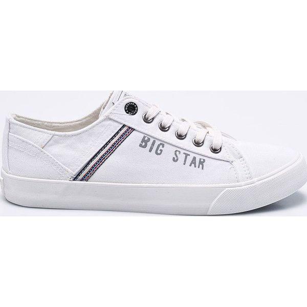 79b73e5a Big Star - Tenisówki - Trampki męskie marki Big Star. W wyprzedaży ...