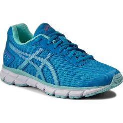 Buty ASICS - Gel-Impression 9 T6F6N Diva Blue/Aqua Splash/Pink Glow 4367. Niebieskie obuwie sportowe damskie Asics, z materiału. W wyprzedaży za 209.00 zł.