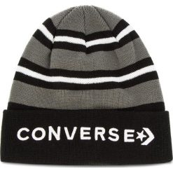 Czapka CONVERSE - 609980 Black. Czarne czapki i kapelusze męskie Converse. Za 89.00 zł.