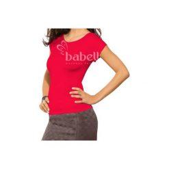 Babell Koszulka damska Kiti malinowa r. 3XL. T-shirty damskie Babell. Za 50.28 zł.