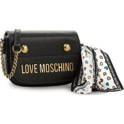 Torebka LOVE MOSCHINO - JC4345PP05K60000  Nero. Listonoszki damskie Love Moschino. W wyprzedaży za 429.00 zł.