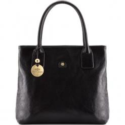 Torebka damska 39-4-529-1. Czarne torebki do ręki damskie Wittchen. Za 1,399.00 zł.