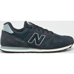 New Balance - Buty ML373NVB. Szare buty sportowe męskie New Balance, z gumy. W wyprzedaży za 259.90 zł.