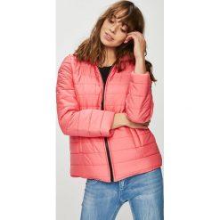 Trendyol - Kurtka. Różowe kurtki damskie Trendyol, z poliesteru. W wyprzedaży za 99.90 zł.