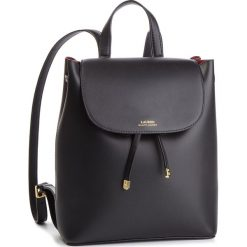 Plecak LAUREN RALPH LAUREN - Dryden 431719702001 Black. Czarne plecaki damskie Lauren Ralph Lauren, ze skóry, klasyczne. Za 1,089.00 zł.