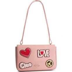 Torebka LOVE MOSCHINO - JC4083PP17LJ0600 Rosa. Czerwone torebki do ręki damskie Love Moschino, ze skóry ekologicznej. Za 909.00 zł.