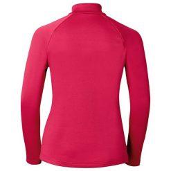 Odlo Bluza damska Midlayer 1/2 zip Snowbird różowa r. XL (222001). Bluzy damskie Odlo. Za 175.03 zł.