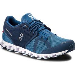 Buty ON - Cloud 00019 Blue/Denim 99989. Niebieskie buty sportowe męskie On, z denimu. Za 599.00 zł.