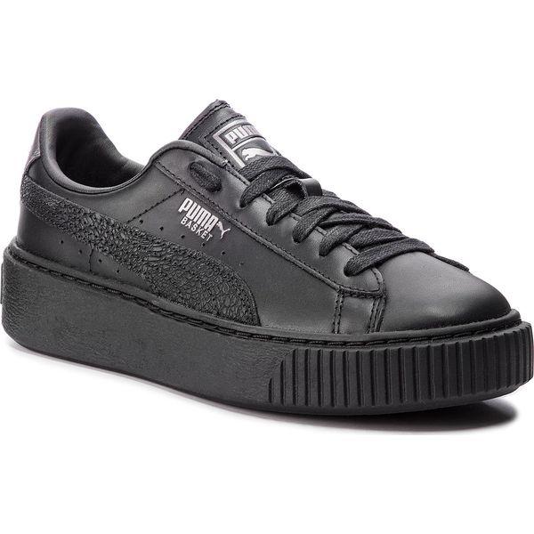 Puma Basket Platform Sneakersy Damskie Wyprzedaż Puma Buty