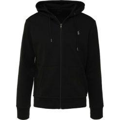 Polo Ralph Lauren DOUBLE TECH HOODM Bluza rozpinana black. Kardigany męskie Polo Ralph Lauren, z bawełny. Za 589.00 zł.