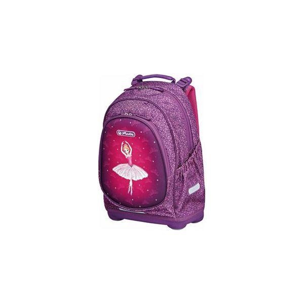 5a8c128a0882c Plecak szkolny Herlitz Bliss Ballerina 50008117 - Torby i plecaki ...