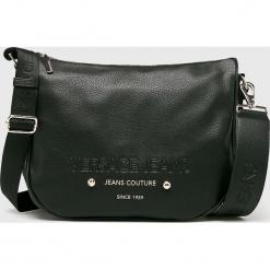 Versace Jeans - Torebka. Czarne torby na ramię damskie Versace Jeans. Za 679.90 zł.