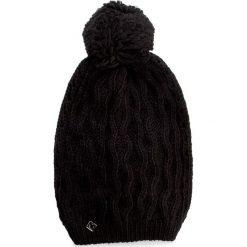 Czapka TWINSET - Cuffia AA7P43 Nero 00006. Czarne czapki i kapelusze damskie Twinset, z materiału. W wyprzedaży za 219.00 zł.