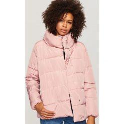 Pikowana kurtka ze stójką - Różowy. Kurtki damskie marki SOLOGNAC. W wyprzedaży za 119.99 zł.