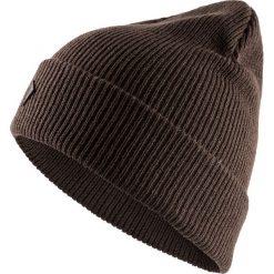 Czapka męska CAM603 - brąz - Outhorn. Brązowe czapki i kapelusze męskie Outhorn. Za 29.99 zł.