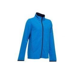 Bluza 100 Gym. Niebieskie bluzy dla chłopców DOMYOS. Za 29.99 zł.