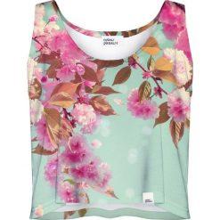 Colour Pleasure Koszulka damska CP-035 221 różowo-miętowa r. XL-XXL. Bluzki damskie Colour Pleasure. Za 64.14 zł.