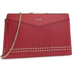 Torebka LIU JO - S Pochette Brera N68191 E0031 Red 91656. Czerwone torebki do ręki damskie Liu Jo, ze skóry ekologicznej. Za 469.00 zł.