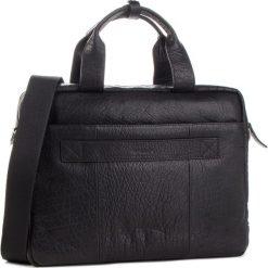 Torba na laptopa STRELLSON - Coleman 2.0 4010002309 Black 900. Czarne torby na laptopa damskie Strellson, ze skóry. Za 1,109.00 zł.