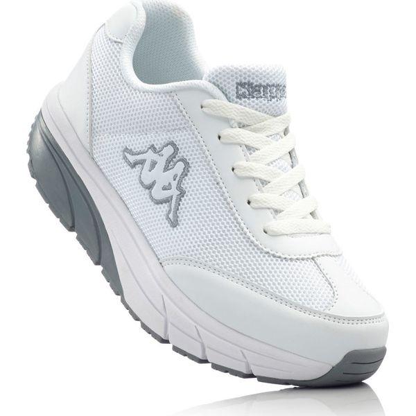 dobry Darmowa dostawa przedstawianie Kappa Obuwie Szary Buty Sportowe Damskie Biało Bonprix ZTPuXiOk