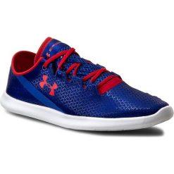 Buty UNDER ARMOUR - Ua W Studiolux Low Fresh 1266428-420 Cba/Wht/Urd. Niebieskie obuwie sportowe damskie Under Armour, z gumy. W wyprzedaży za 259.00 zł.