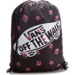 212b64d83e139 Plecak VANS - Benched Bag VN000SUFRDU Black Rose. Czarne plecaki damskie  marki Vans, z