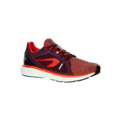 Buty RUN COMFORT. Czerwone buty sportowe męskie KALENJI. W wyprzedaży za 129.99 zł.