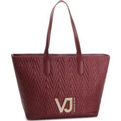 Torebka VERSACE JEANS - E1VSBBI4 70784 331. Czerwone torebki do ręki damskie Versace Jeans, z jeansu. Za 729.00 zł.