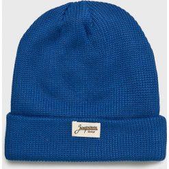 True Spin - Czapka Zaporozhets. Niebieskie czapki i kapelusze męskie True Spin. W wyprzedaży za 49.90 zł.