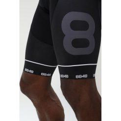 8848 Altitude FLOW BIB BIKE SHORTS Legginsy black/black. Legginsy sportowe męskie 8848 Altitude, z elastanu. Za 509.00 zł.
