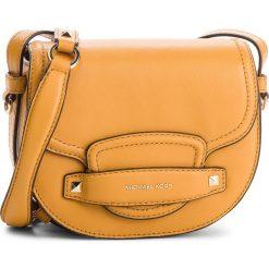 Torebka MICHAEL MICHAEL KORS - Cary 32F8G0CC1L  Marigold. Żółte torebki do ręki damskie MICHAEL Michael Kors, ze skóry. Za 1,089.00 zł.